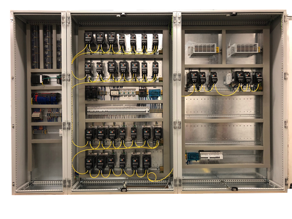 Equipment Support - Bespoke Control Systems