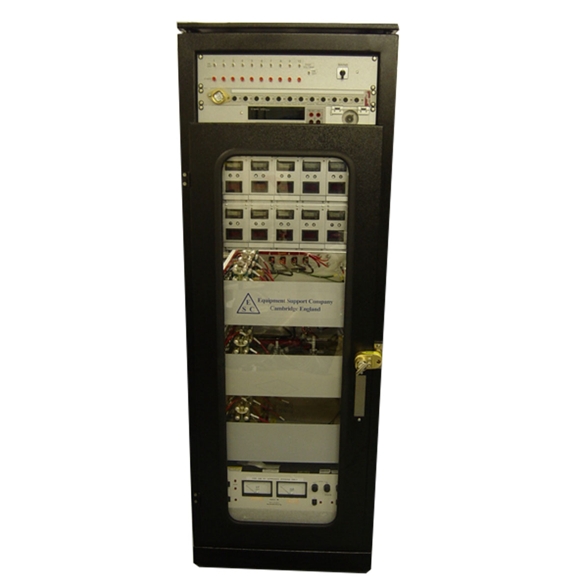 Equipment Support - High Voltage Control