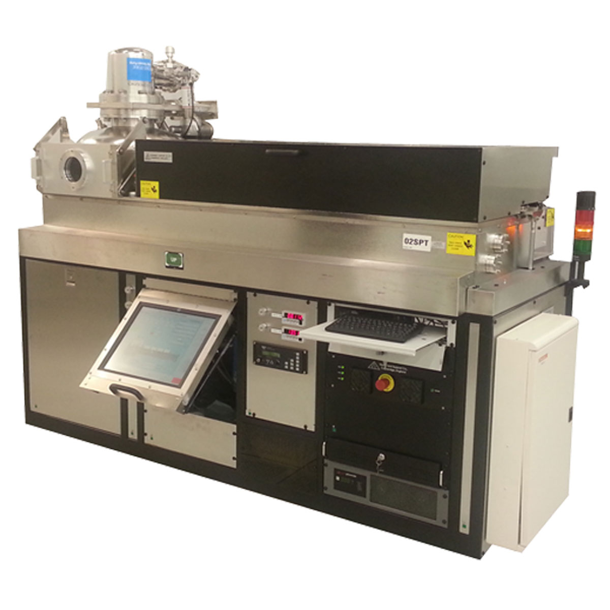 Equipment Support - Sputtering System