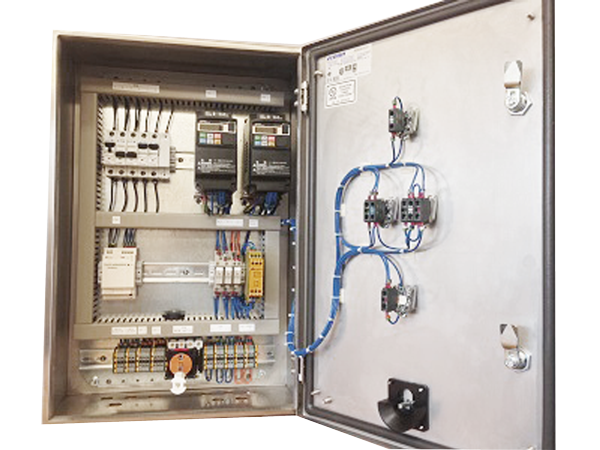 Equipment Support - Standard Control Panel - Control & Automation